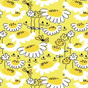Morning Herbal Tea - yellow, large 02