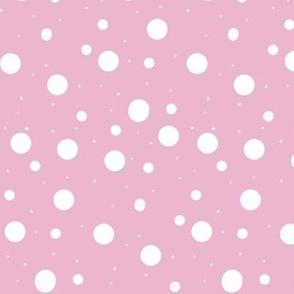 Rebecca Pinky Dots