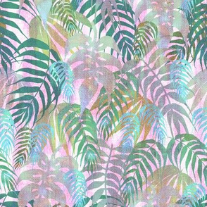 lost green pink