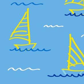 Boats for Days in Summer Break