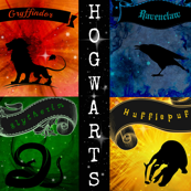 HarryPotter Houses
