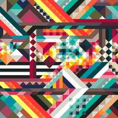 Bauhaus Kaleidoscape