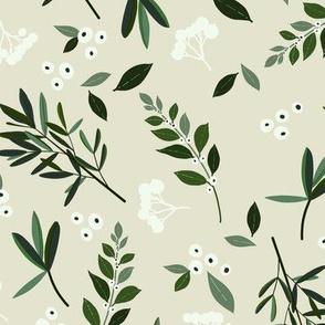 Nordic Olive Green_Iveta Abolina