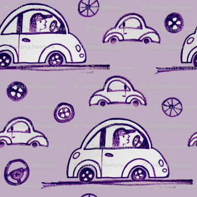 A trip, a  driver and wheels