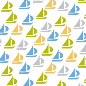 Baby Sailboats