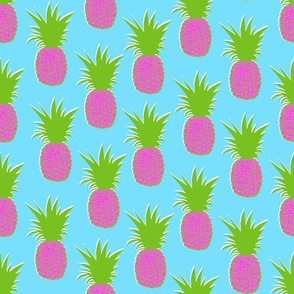 Pineapples (Summer Pink)