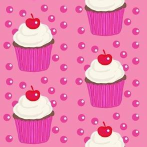 I wan't cupcakes!  Chocolate / cherries