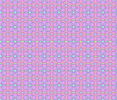Circles3 fabric by brightgrayart on Spoonflower - custom fabric