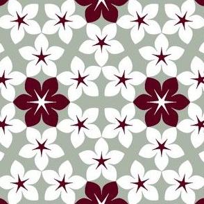 07675650 : U65 flowers 3 : elegant