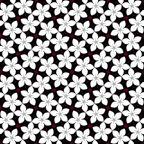 07675651 : S43 floral : elegant fabric by sef on Spoonflower - custom fabric
