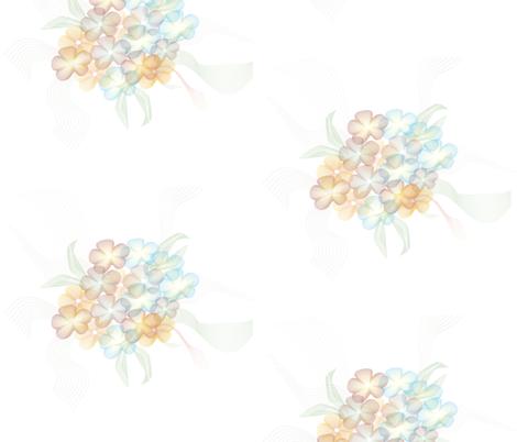 small cute flower fabric by vika_chumak on Spoonflower - custom fabric