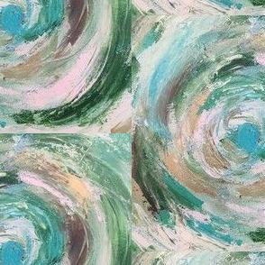 Abstract Art: Concentric Circles