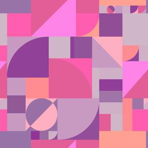 Pink Bauhaus