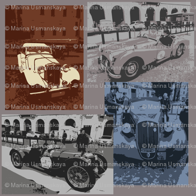 The retro auto club