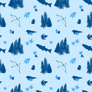 Blue Outdoors SM
