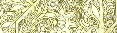 Lacy Doodle Stripe