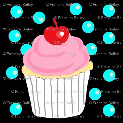 Cute ia a Cupcake -mini mini