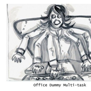 Officedummymulti-task