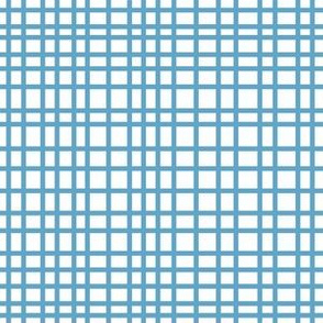 Rolling Robots Companion Grid blue