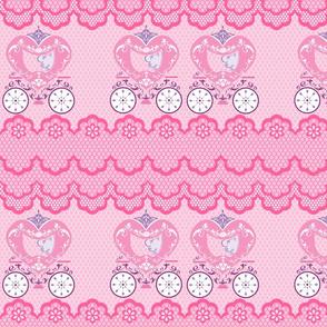 Princess Pram on Pink