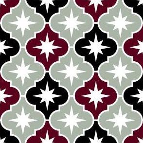 07678226 : crombus star : elegant