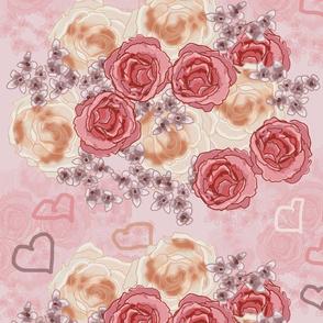 love, flowers