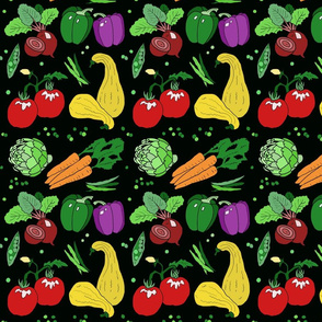 Eat your veggies repeat small color 2