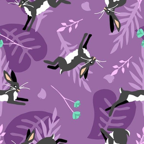 Hoppity Hop - Purple