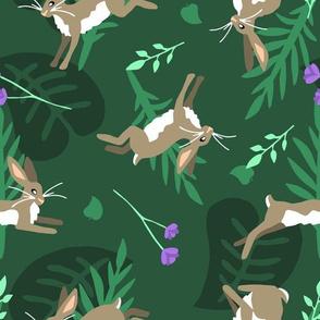 Hoppity Hop - Emerald