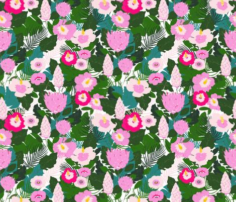 Thalia fabric by alison_janssen on Spoonflower - custom fabric