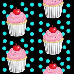 Cute ia a Cupcake -w/ sprinkles