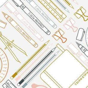 little architect's tool kit