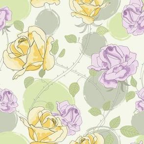 gentle roses