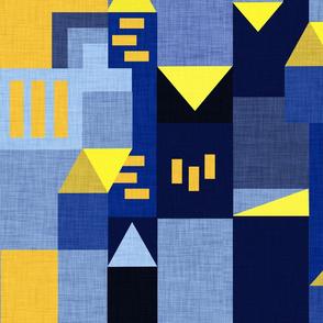 Bauhaus Blue Klee House