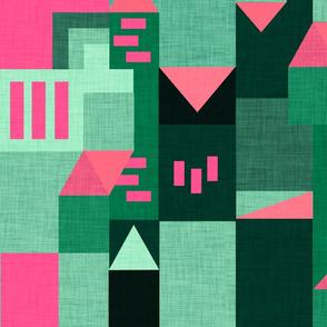 Bauhaus Green Klee House