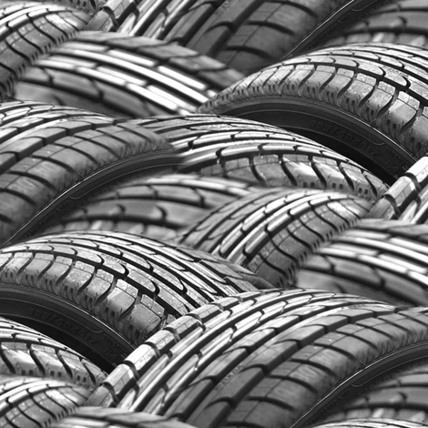 car tires  fabric by stofftoy on Spoonflower - custom fabric