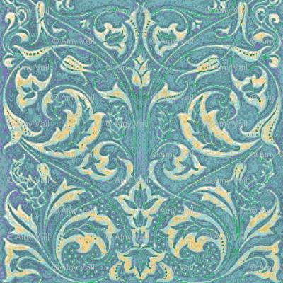 Peacock Sensibility