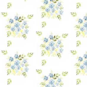 Flower - Blue 1