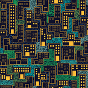 Tetris City : more & more