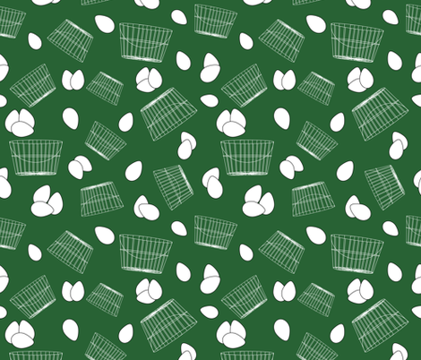 egg_basket_wht_dkblue_seaml_stock_lg fabric by mae_june_designs on Spoonflower - custom fabric