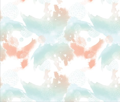 Raquarell_lachs_mint_spoonflower-2-yards-03_shop_preview