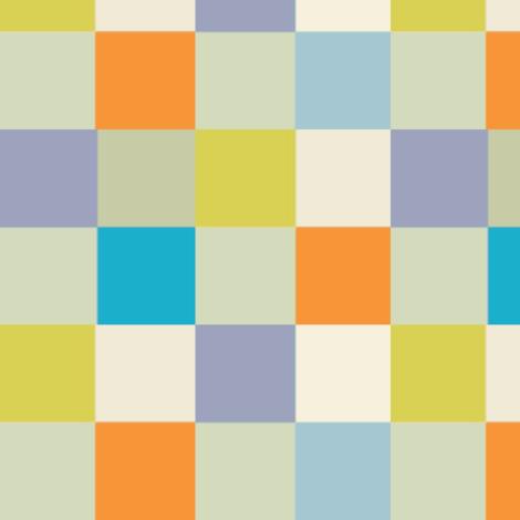 186Ingrid-mosaic 3 fabric by miamaria on Spoonflower - custom fabric