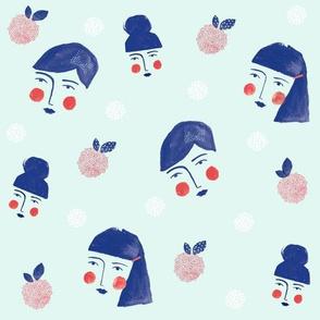 rosy cheeks–mint