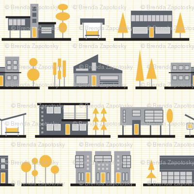 The Modernist Neighborhood
