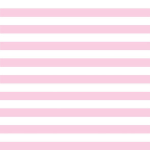 Flamingo Paisley Coordinate: Pink Stripe