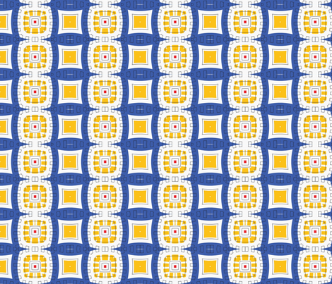 Bauhaus 7 fabric by ae_fresia on Spoonflower - custom fabric
