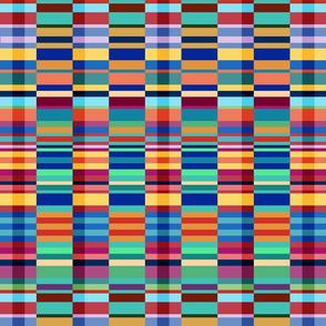 Bauhaus Stripe
