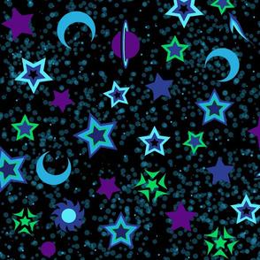 Space Pyjamas