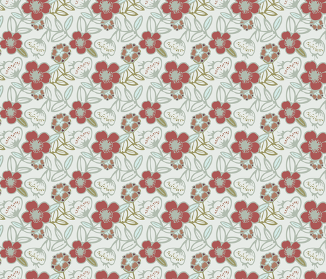 Polynesian Flowers Finals v2-17 fabric by the_wookiee_workshop on Spoonflower - custom fabric