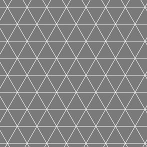 .Grey Triangles.